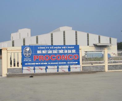 7. Nhà máy cám con cò