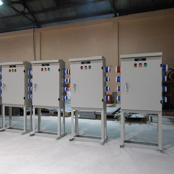 Tủ điện thi công công trường
