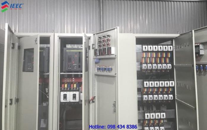 Tủ điện công nghiệp Form 1