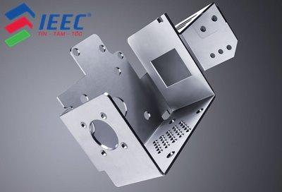 Dịch vụ chấn gấp CNC kim loại tấm