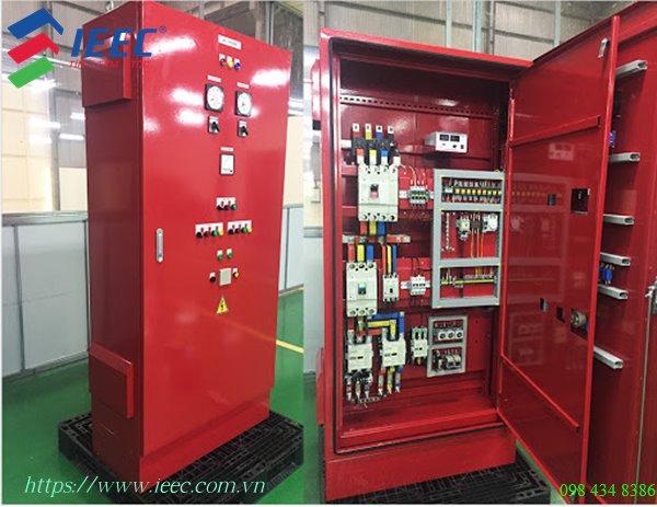 Tủ cứu hỏa - Tủ điện điều khiển pccc