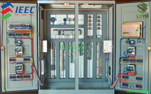 quy trình thực hiện bảo trì hê thống điện công nghiệp