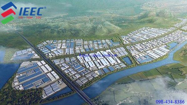 dự án jinko solar quảng ninh