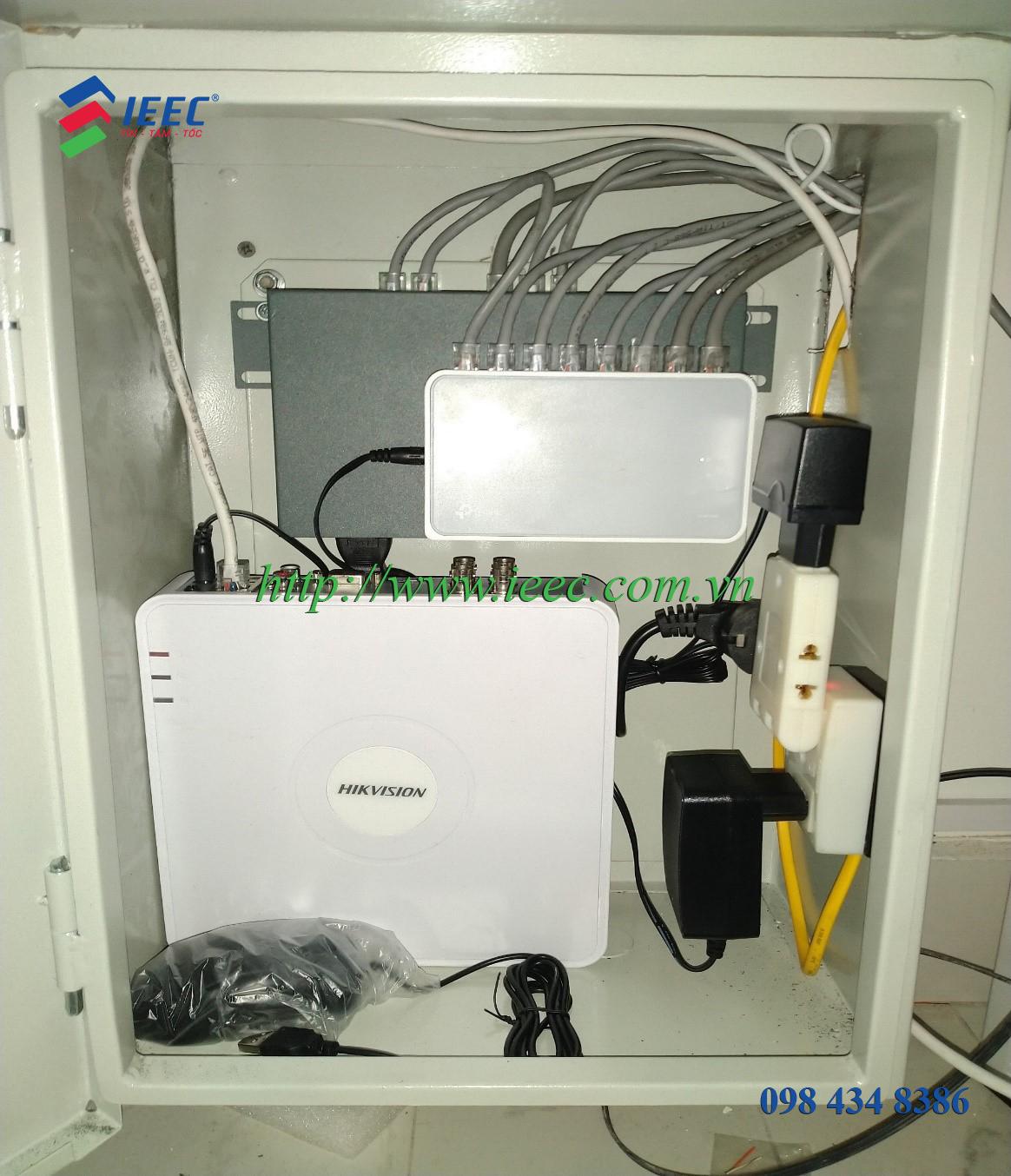 Ứng dụng của tủ điện nhẹ