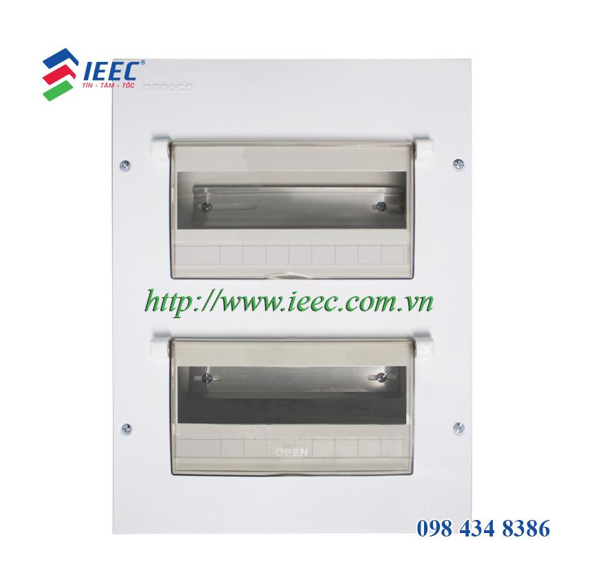 Đặc điểm nổi bật của tủ điện âm tường Panasonic