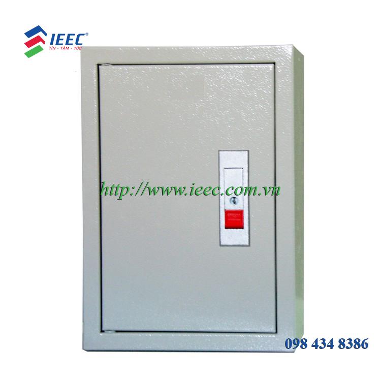 Tủ điện nổi được dùng trong các công trình công nghiệp, dân dụng