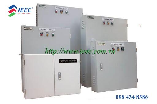 Tủ điện nổi đa dạng về kích thước, module
