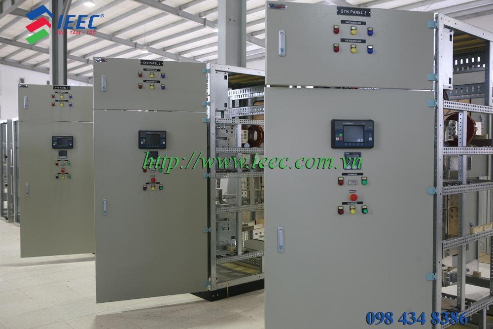 Tủ điện tổng IEEC Việt Nam