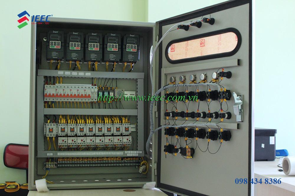 Khái niệm tủ điều khiển PLC