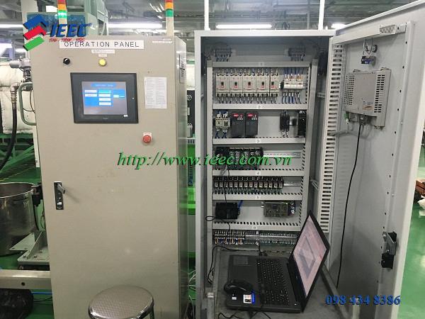 Ưu điểm & Ứng dụng của tủ điều khiển PLC