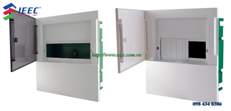 Tủ điện âm tường schneider là gì?