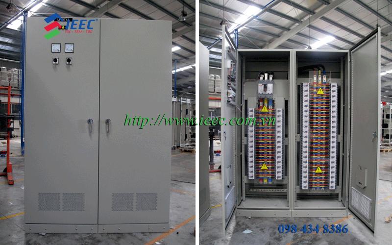 Cấu tạo của tủ điện công nghiệp 3 pha