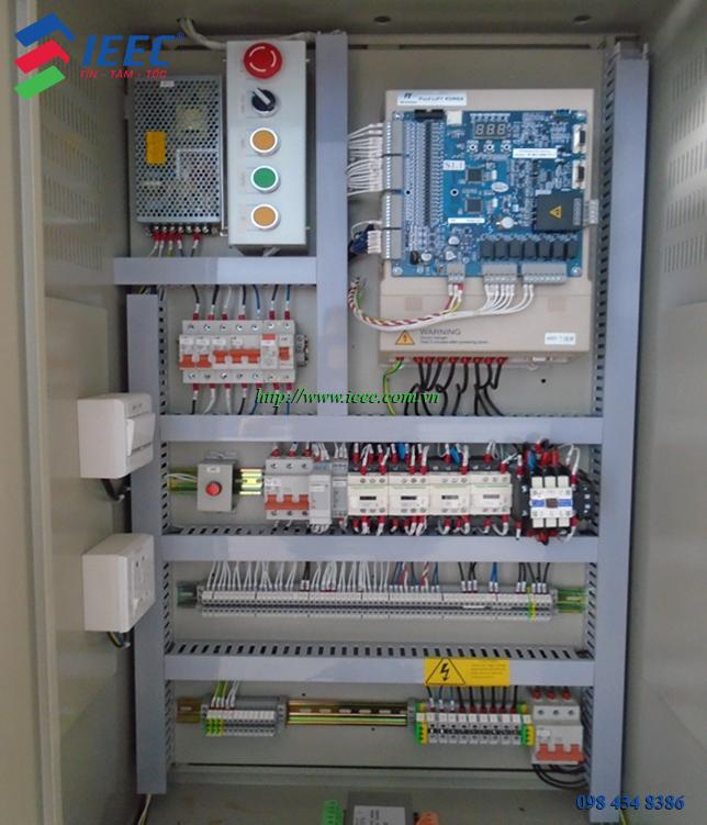 Tủ điện thang máy và cơ chế hoạt động